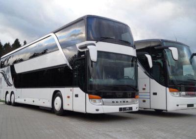 Setra Bus bei Auto Resch in Wegscheid